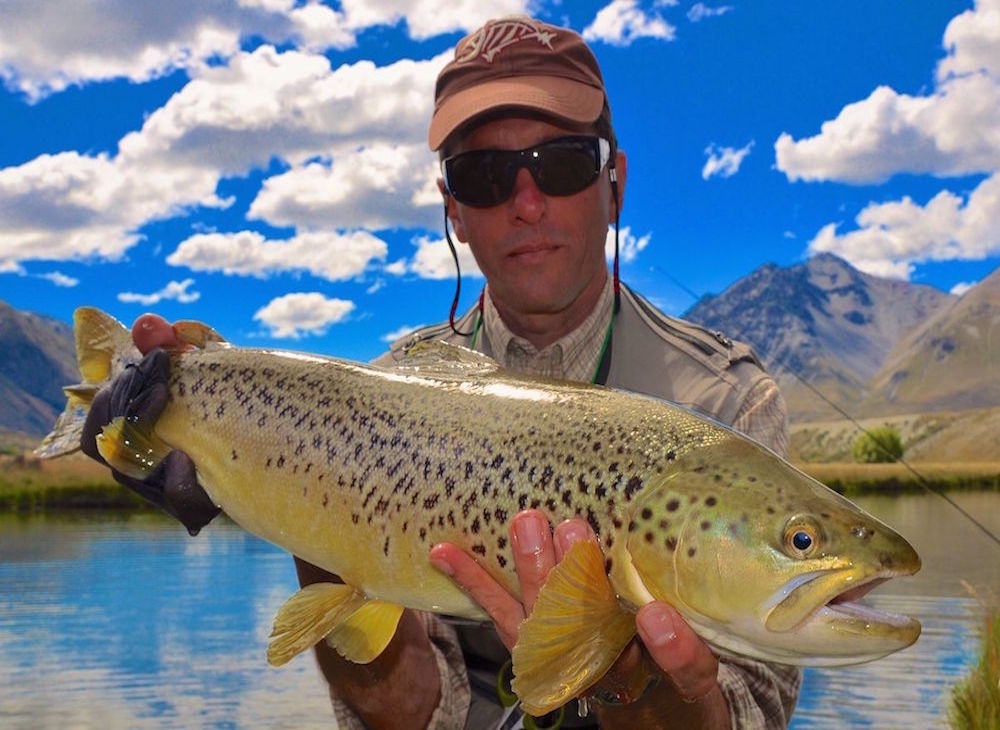 South island new zealand fly fishing guide packages for Fly fishing vacation packages